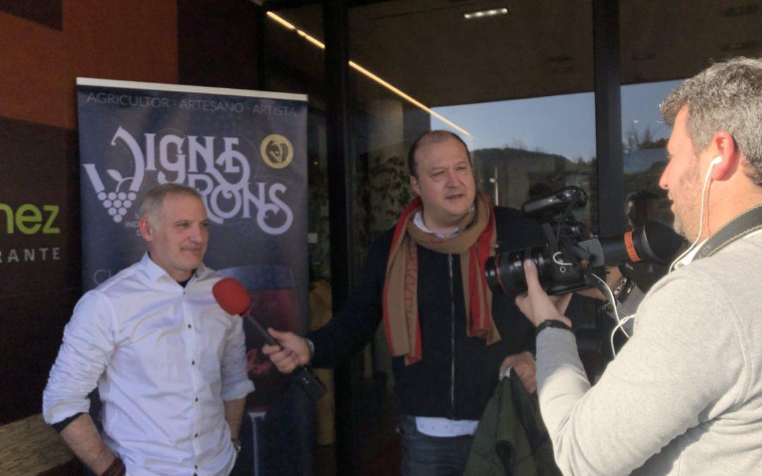 Comienza el Año II D.V. – Vignerons Independientes de Huesca
