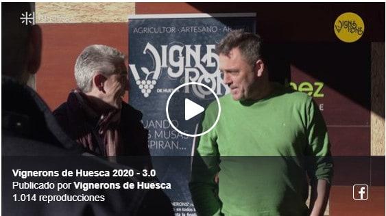 Vignerons 2020 en Ainsa: Los Videos
