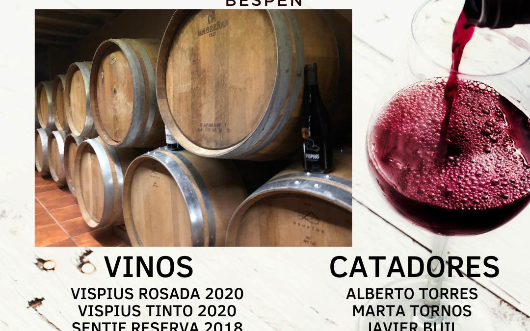 Vignerons de Huesca – Panel de Cata – Bodega Familia Estrada Palacio
