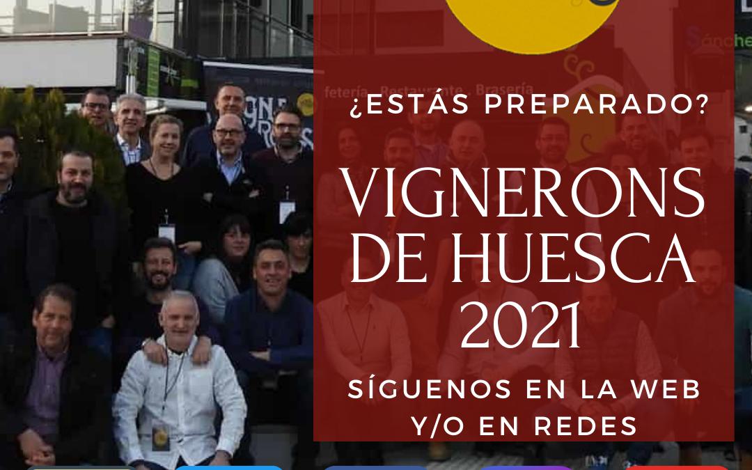 VIGNERONS DE HUESCA 2021